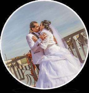 Фотограф на свадьбу, оператор на свадьбу, съёмка фото и видео